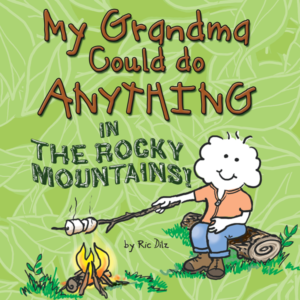 My Grandpa Could do Anything in Hawaii by Ric Dilz (Children's Book)